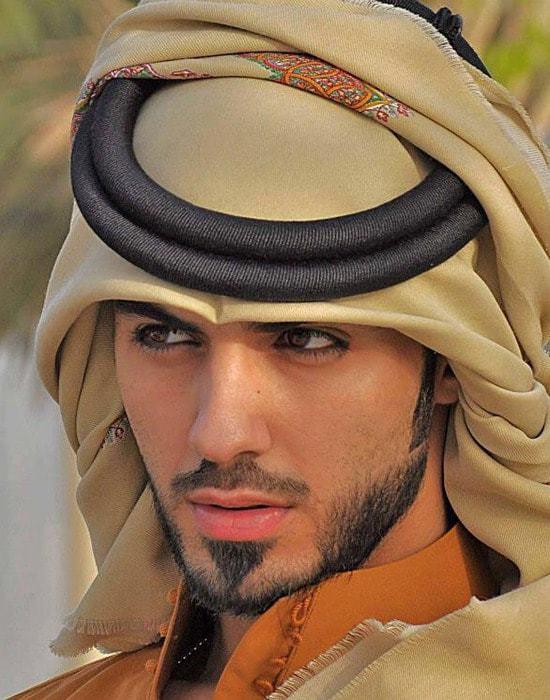 Arabic Beard Style for Men