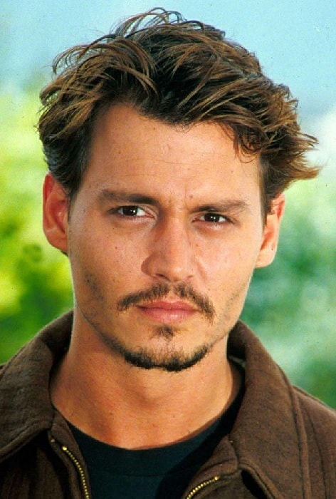Johnny Depp's Van Dyke Style