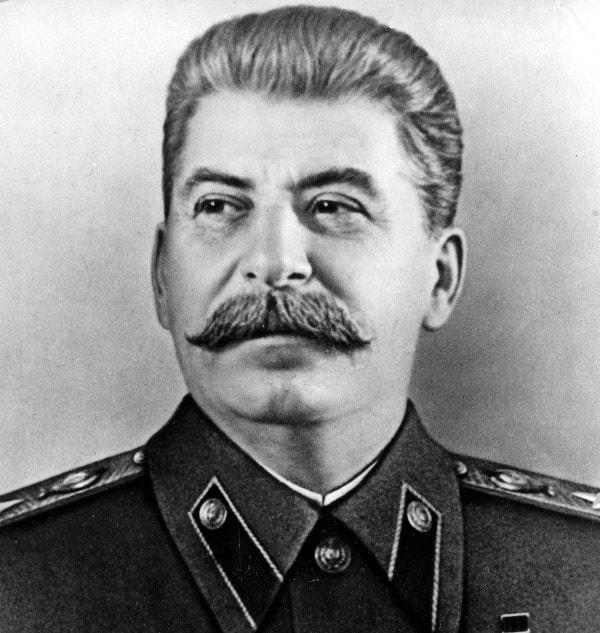 Joseph Stalin Walrus Mustache