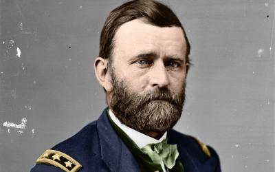 famous president with beard