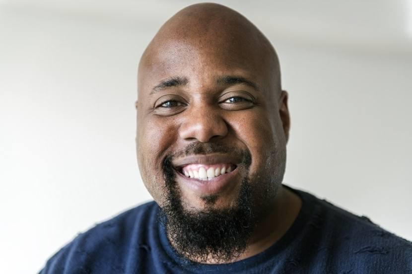 goatee beard style for black men