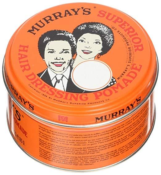 Murray's Superior Hair Dressing Pomade for beard