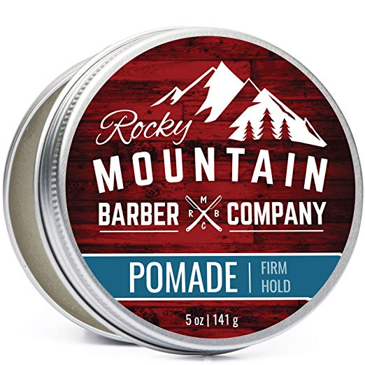 Rocky Mountain Barber Company Pomade for Men