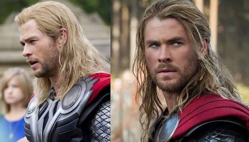 Most Popular Chris Hemsworth Beard Styles