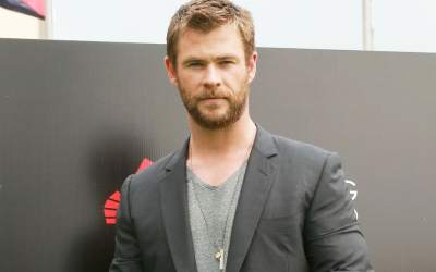Chris Hemsworth Beard Styles