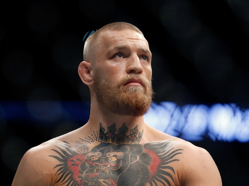 how to get Conor McGregor's beard style