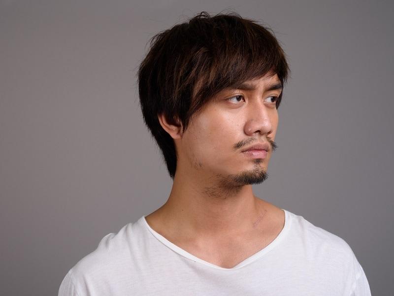 chinese chin beard