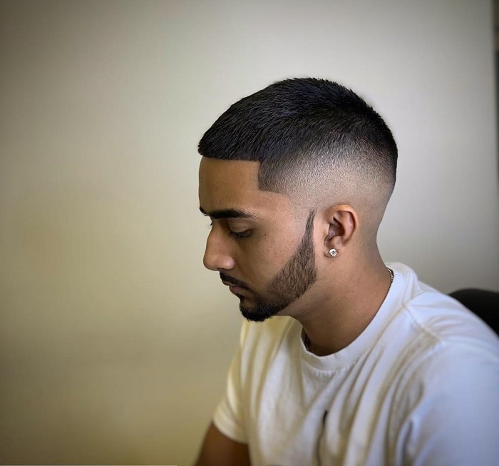 10 Sexiest Bald Fade With Beard Styles 2021 Trends