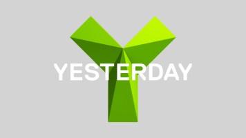 Yesterday logo
