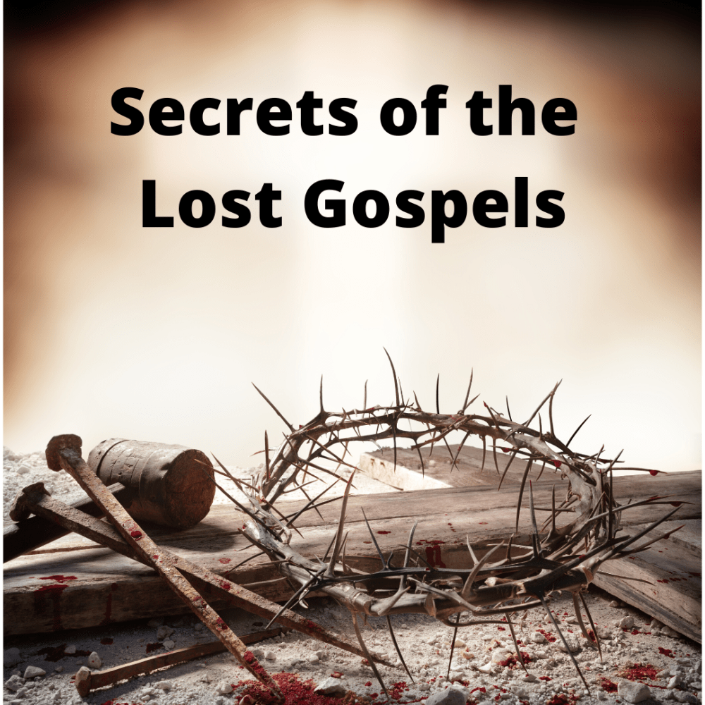 There were more than just Four Gospels of Jesus but many other stories of his life rejected by the early church as heretical as Tony McMahon discovers