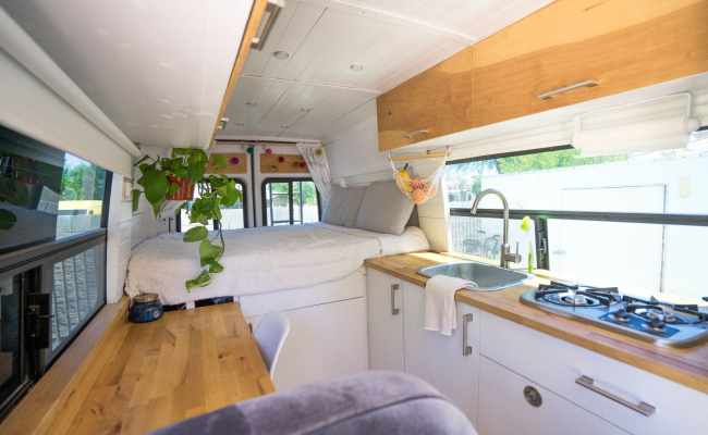 Sprinter Van Life Interview Our Home On Wheels Bearfoot