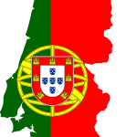 Map Portugal