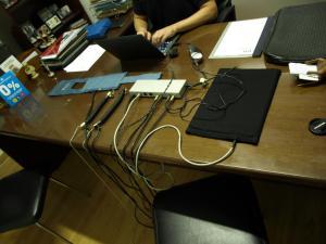 Polygraph examiner