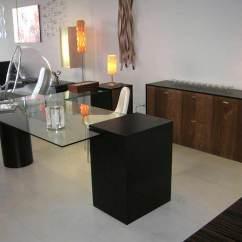 Designer Desk Chairs Bedroom Lounge Bear Glass Creates Modern Desktops Blog
