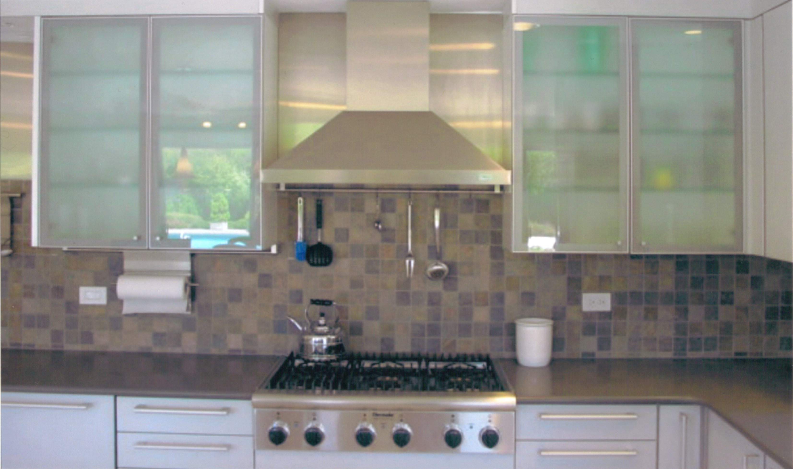 glass door kitchen cabinet canac cabinets for sale 5 common uses of sandblasted bear blog