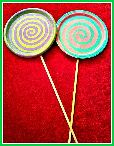 Fun Candyland party ideas to help make sure your Candyland party pops, no matter what your budget is! Includes food ideas, decor, and activities!