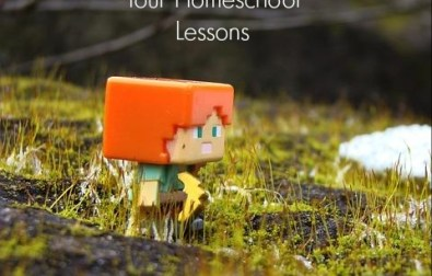 minecraft-homeschool-lesson-ideas