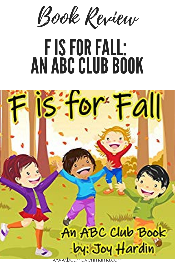 F is for Fall is an ABC book that describes the Fall season using every letter of the alphabet. Younger children can stick to the shorter version, or older children can read the longer descriptions. F is for Fall makes a great starting place for a variety of Fall themed units. F is for Fall helps not only with letter recognition but it also assists children in learning letter sounds and more about the season.