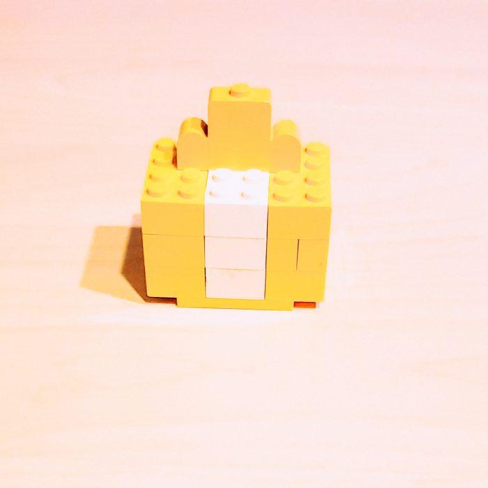 Valentine's Lego Challenge gift