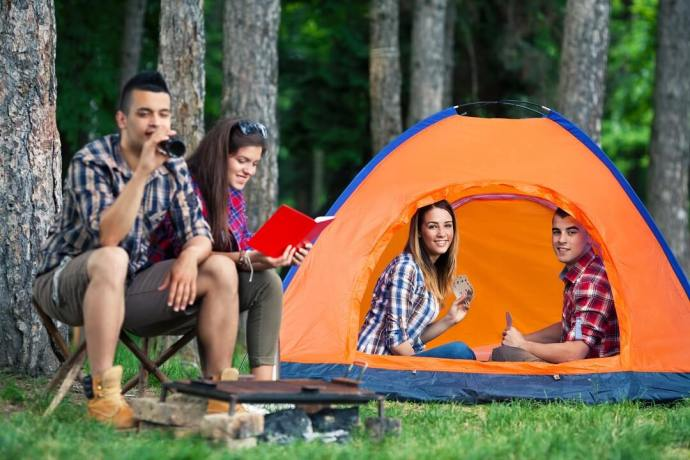 camping game for adults 7