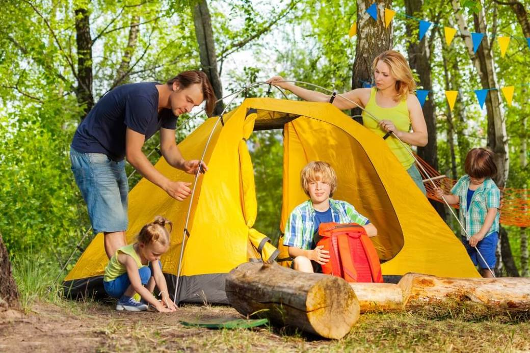 What is a 3 Season Tent - 2