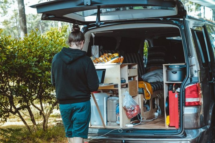 The Best Way on How to Build Your Own Truck Camper 2