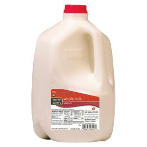 You know this is Republican Milk. It has a red cap!