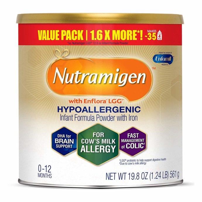 Nutramigen與Alimentum:哪一種最適合您的寶寶?   爸媽熊知道