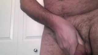 here is my uncut cock