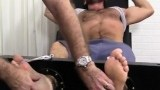 Gay boys ass and feet Chase LaChance Is Back For More Tickle