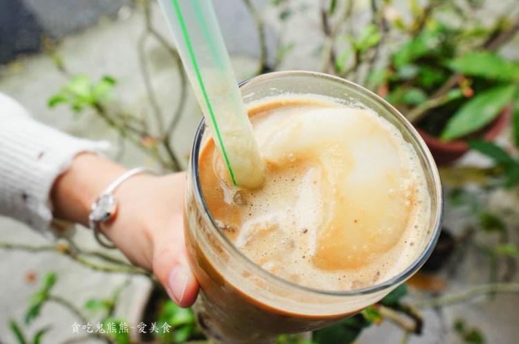 高雄美食 美濃區/好濃冰-咖啡清冰吃過喝過沒?只賣有緣人,想喝只有這有