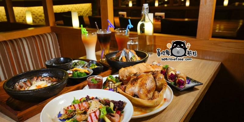 高雄鳳山區美食 覓馬食堂-五星級飯店主廚舒肥烹調歡樂聖誕四人分享套餐