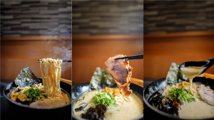 高雄左營區美食推薦左營區拉麵 臥龍拉麵-源自日本,品質與日本同步的日式拉麵店