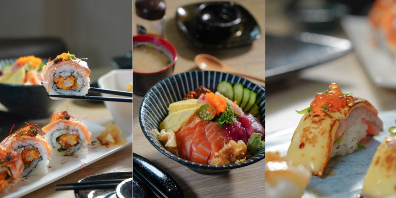 高雄三民區日本料理 元町壽司-家樂福鼎山店附近鄰家食堂般的日式料理