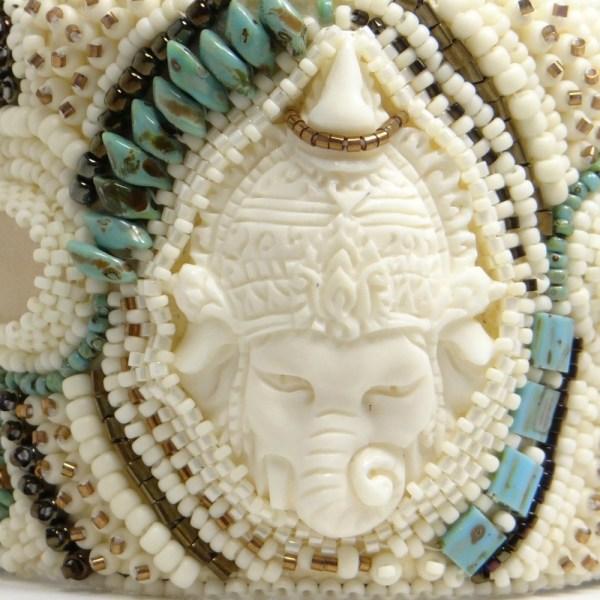 zoom bracelet Ganesha