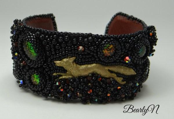 bracelet Black Betula