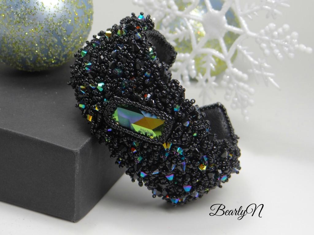 Bracelet Little Chaos de la collection Dark Scarabeus