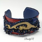 bracelet manchette chimere_BearlyN