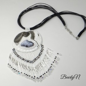 pendentif Harfang des Neiges_BearlyN