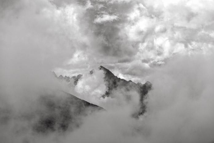 Chilkat Mountains, Alaska