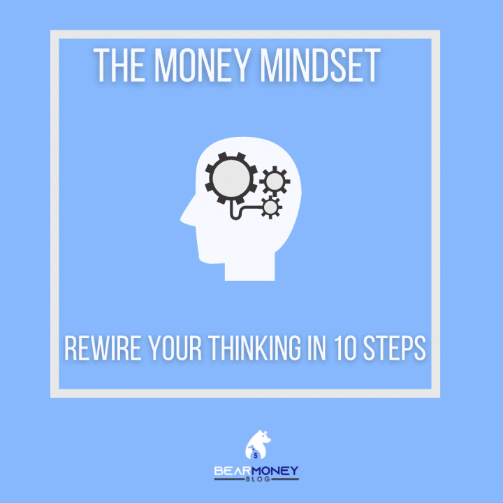 The Money Mindset – Rewire Your Thinking In 10 Steps