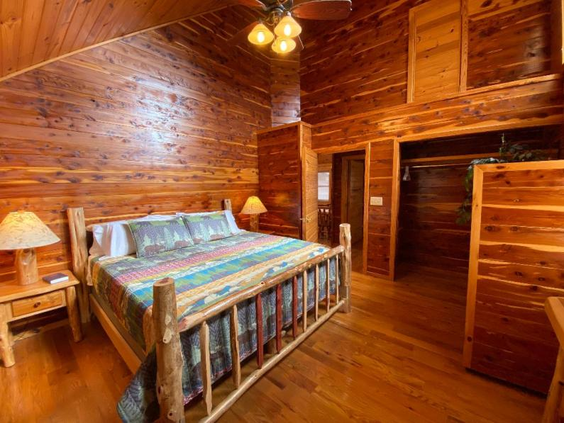 Chalet bed 2-7