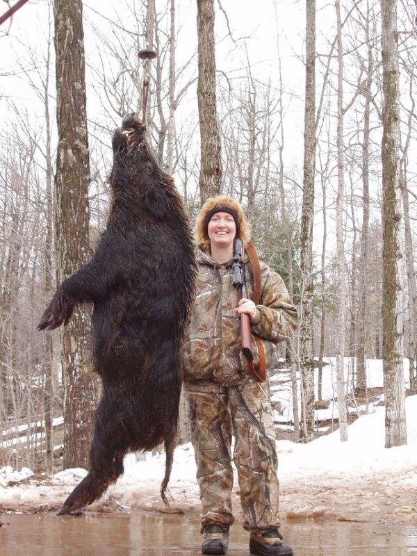 Russian Boar Hunting Success!