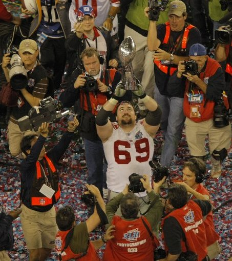 Rich Seubert superbowl champ 04