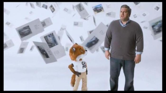 Casey Campbell CarFax Commercial