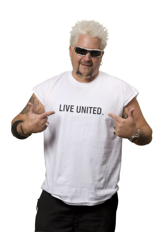 Guy Fieri Live United