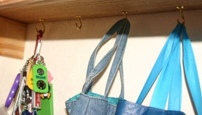 Tote Bag Storage