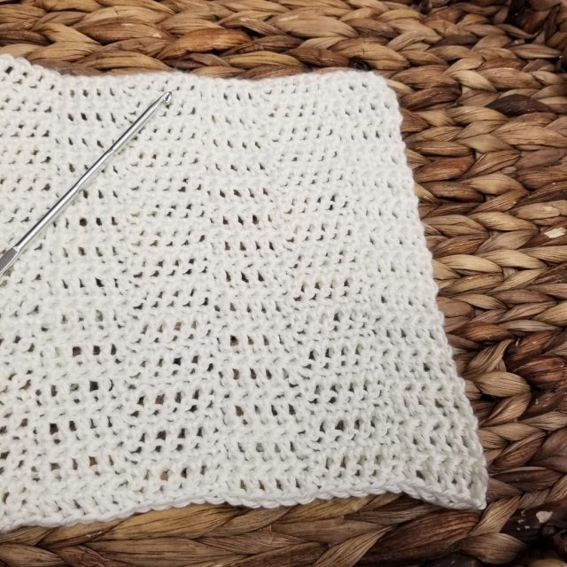 Step up Blanket Square for Falling for Textures CAL