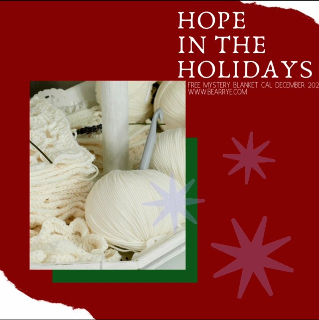 Hope in the holidays