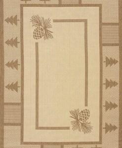 Solarium Pine Court Rug Collection